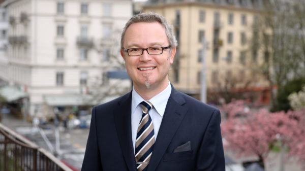 Anwalt Portrait Zürich