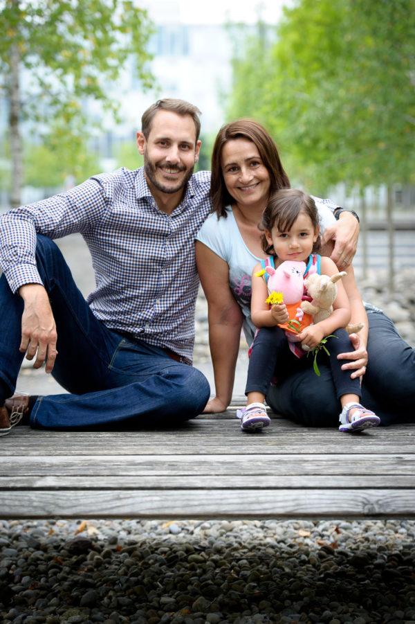 Familienfotos Oerlikon Zürich Fotograf